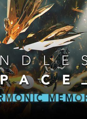 Endless Space 2 - Harmonic Memories Key Art