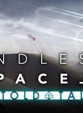 Endless Space 2 - Untold Tales Key Art
