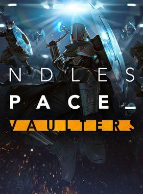 Endless Space 2 - Vaulters Key Art