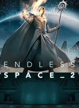 Endless Space 2 Key Art