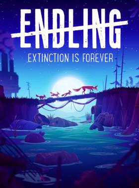 Endling - Extinction is Forever Key Art