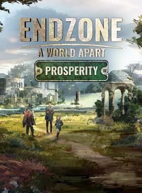 Endzone - A World Apart: Prosperity Key Art