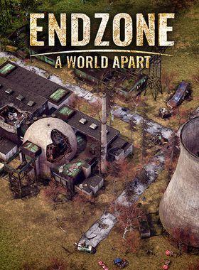 Endzone - A World Apart Key Art