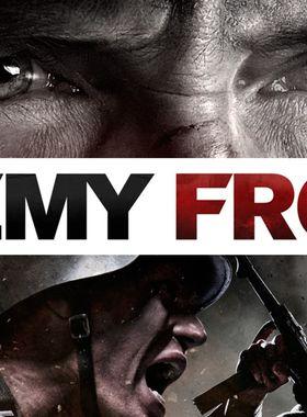 Enemy Front Key Art