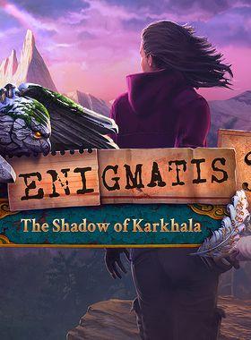 Enigmatis 3: The Shadow of Karkhala Key Art