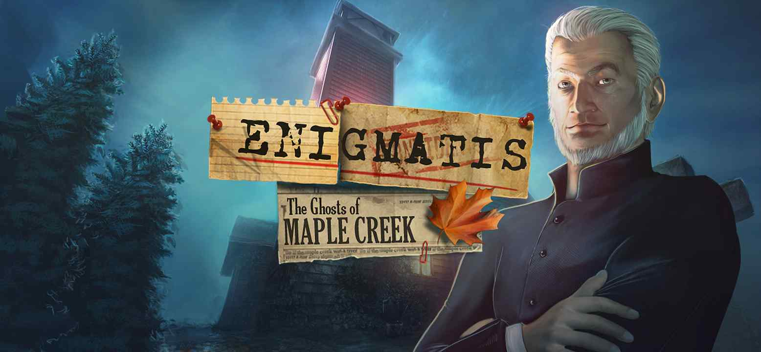 Enigmatis: The Ghosts of Maple Creek Background Image