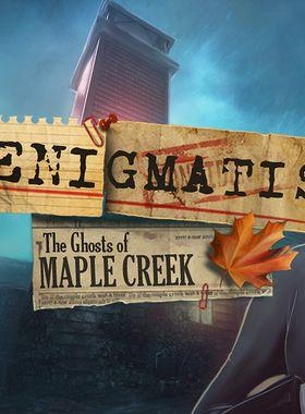 Enigmatis: The Ghosts of Maple Creek Key Art