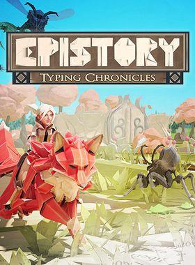 Epistory - Typing Chronicles Key Art