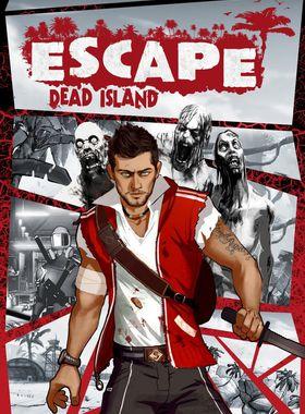 Escape Dead Island Key Art