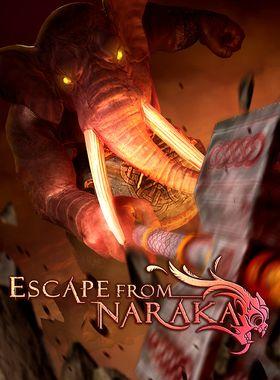 Escape from Naraka Key Art