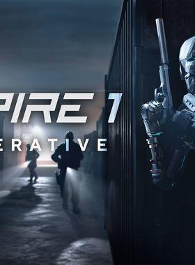 Espire 1: VR Operative Key Art