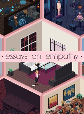 Essays on Empathy Key Art