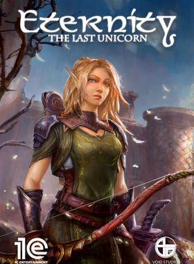 Eternity: The Last Unicorn Key Art