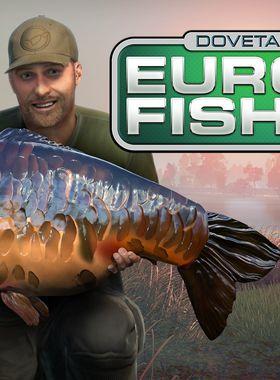 Euro Fishing Key Art