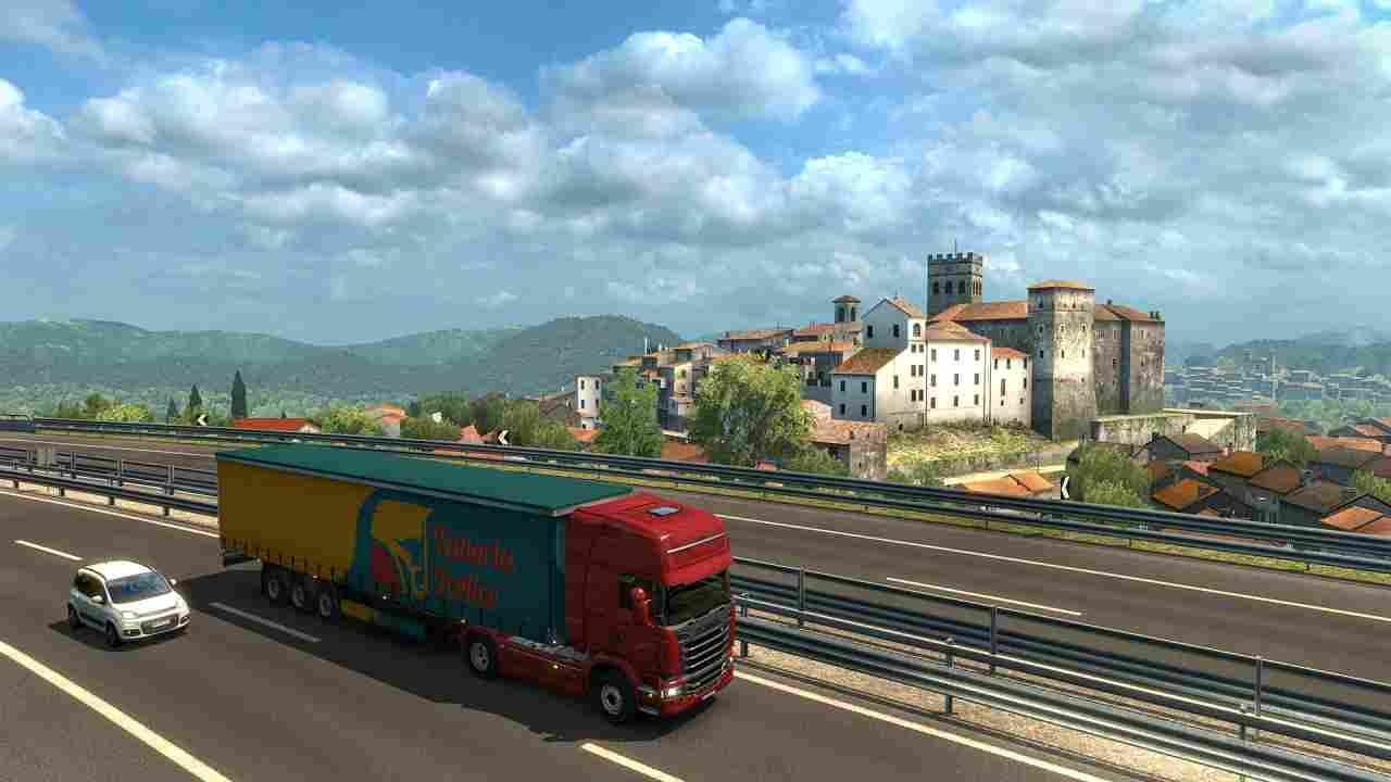 Euro Truck Simulator 2 - Italia Thumbnail