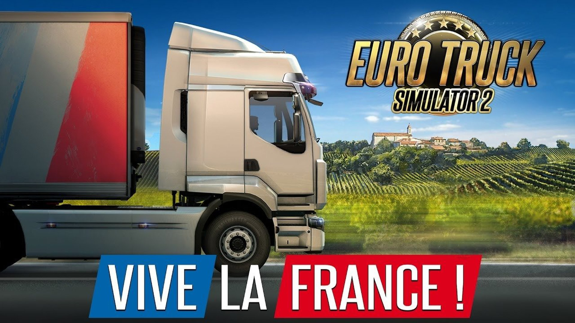 Euro Truck Simulator 2 - Vive la France ! Video