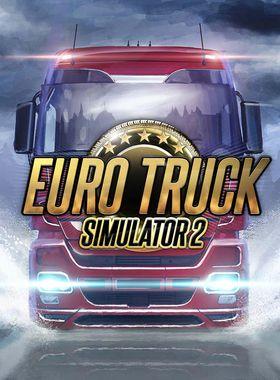 Euro Truck Simulator 2 Key Art