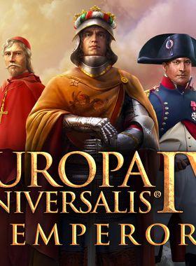 Europa Universalis 4: Emperor Key Art