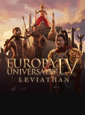Europa Universalis 4: Leviathan Key Art