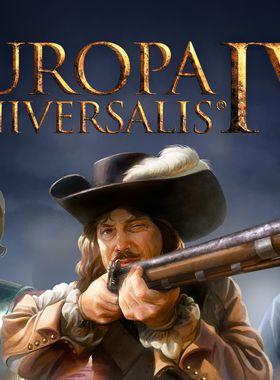 Europa Universalis 4 Key Art