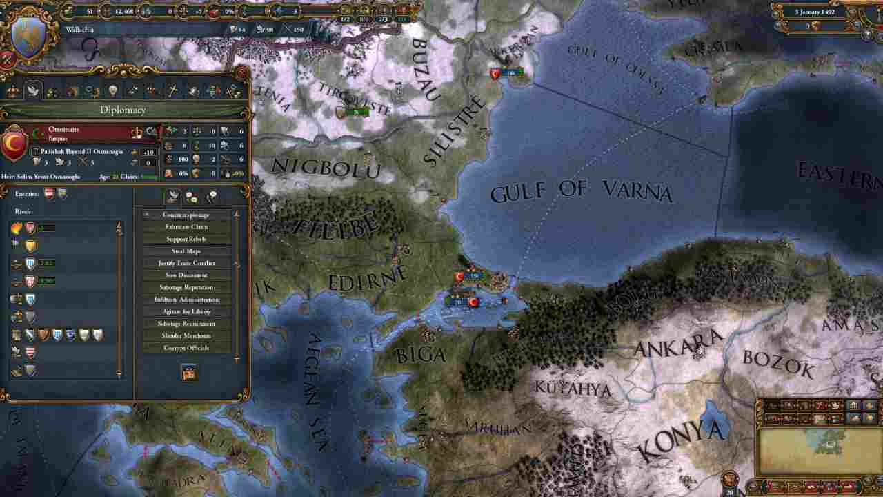 Europa Universalis IV: Mare Nostrum Thumbnail