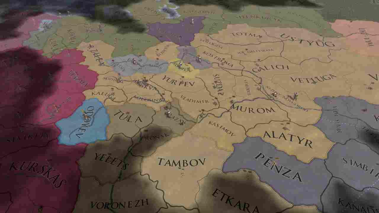 Europa Universalis 4: Third Rome