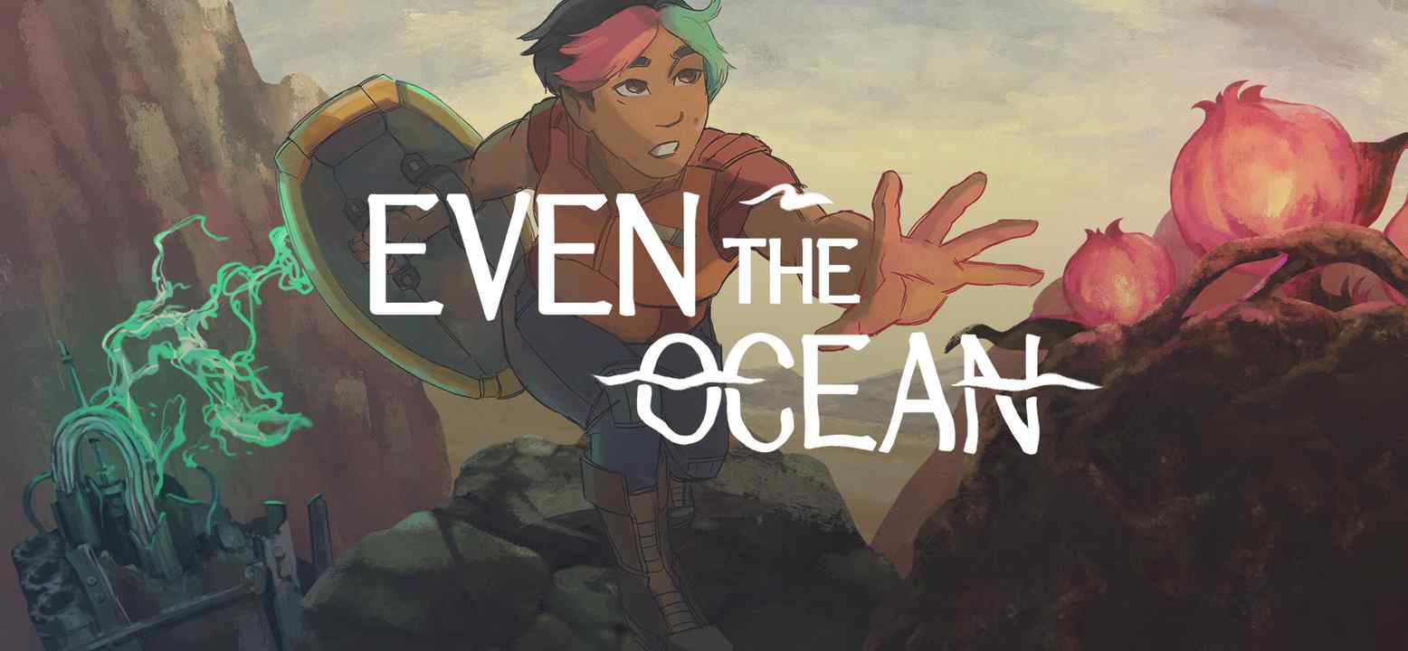 Even the Ocean Thumbnail