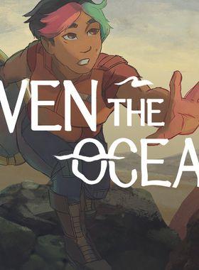 Even the Ocean Key Art