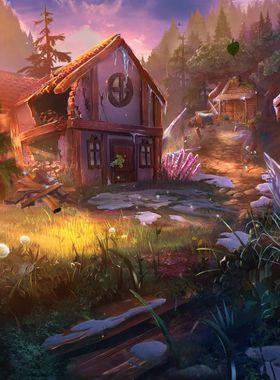 Eventide 3: Legacy of Legends Key Art