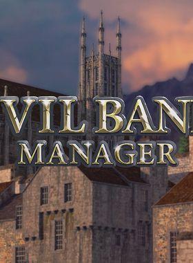Evil Bank Manager Key Art