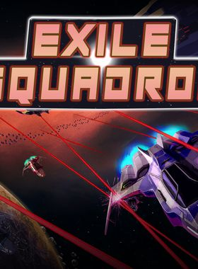 Exile Squadron Key Art