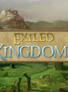 Exiled Kingdoms Key Art