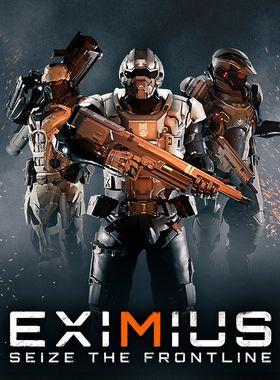 Eximius: Seize the Frontline Key Art