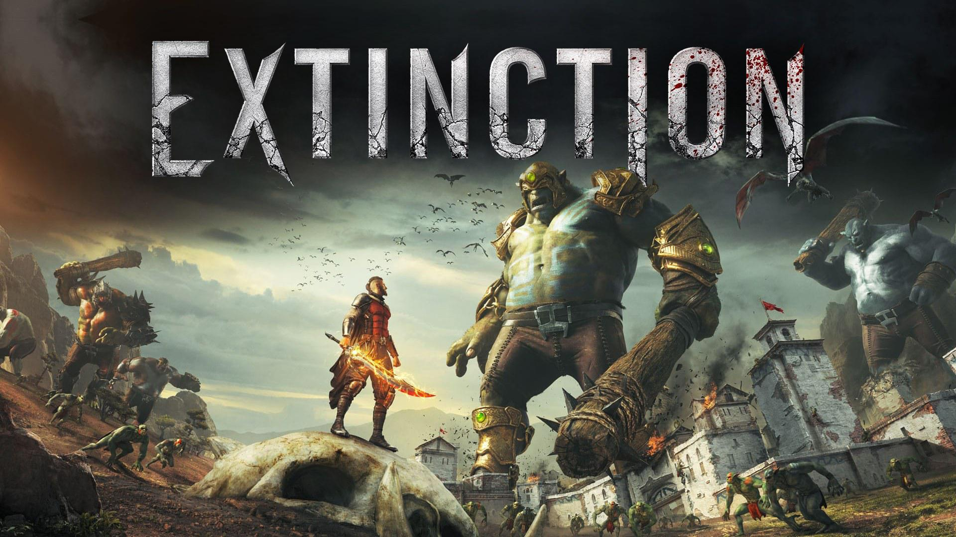 Extinction Video