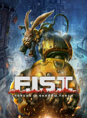 F.I.S.T.: Forged In Shadow Torch Key Art