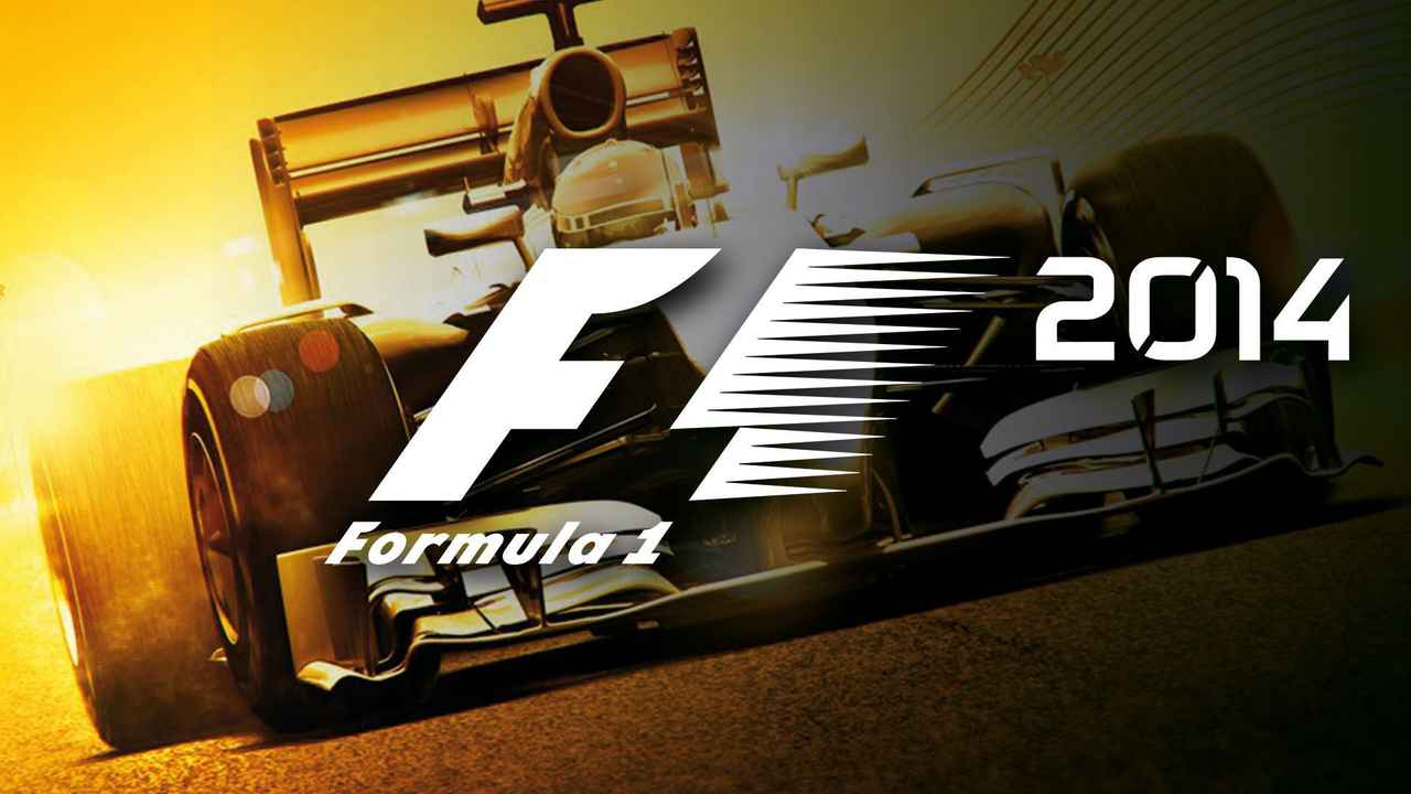 F1 2014 Thumbnail