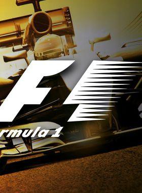 F1 2014 Key Art