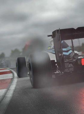 F1 2016 Key Art