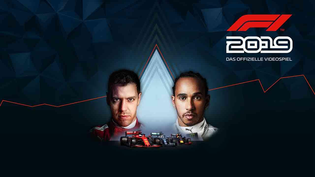 F1 2019 Background Image