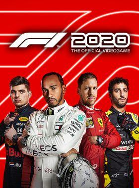 F1 2020 Key Art
