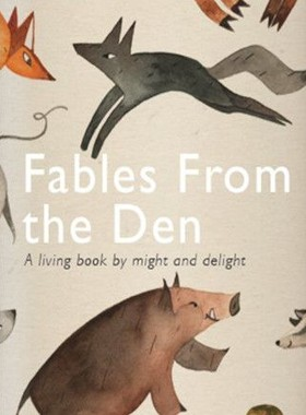 Fables from the Den Key Art