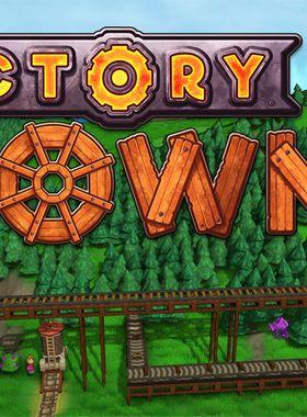 Factory Town Key Art