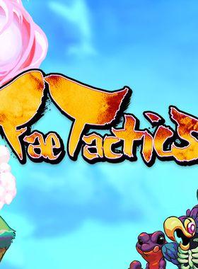 Fae Tactics Key Art