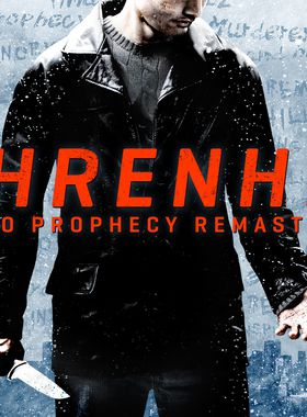 Fahrenheit: Indigo Prophecy Remastered Key Art
