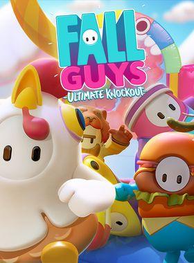 Fall Guys: Ultimate Knockout Key Art