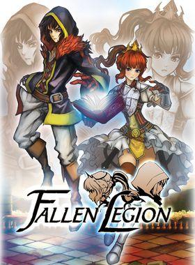 Fallen Legion+ Key Art