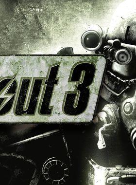 Fallout 3 Key Art