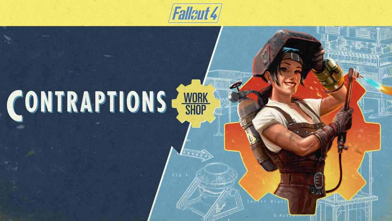 Fallout 4: Contraptions Workshop Thumbnail