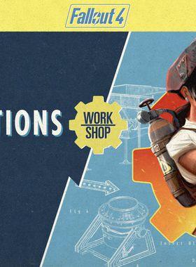 Fallout 4: Contraptions Workshop Key Art