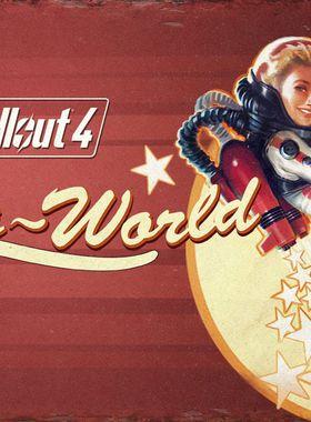 Fallout 4: Nuka World Key Art